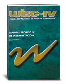WISC-IV, Escala de Inteligencia de Wechsler para niños -IV