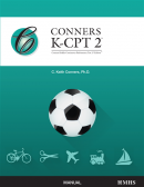 K-CPT 2, Conners' Kiddie Continuous Performance Test 2nd Edition