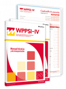 WPPSI-IV, Escala de Inteligencia de Wechsler para preescolar y primaria
