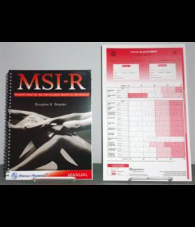 MSI-R, Inventario de satisfacción marital - Revisado