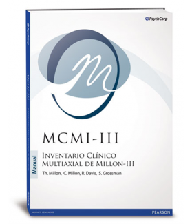 MCMI-III, Inventario clínico multiaxial de Millon-III