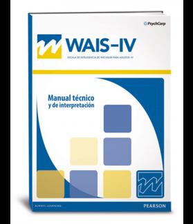 WAIS-IV, Escala de inteligencia de Wechsler para adultos-IV