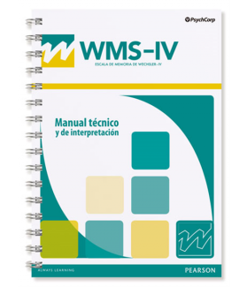 WMS IV, Escala de Memoria de Wechsler -IV
