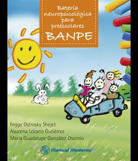 BANPE, Batería neuropsicológica para preescolares