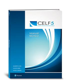 CELF-5, Evaluación Clínica de los Fundamentos del Lenguaje-5