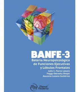 BANFE-3, Batería neuropsicológica de funciones ejecutivas y lóbulos frontales