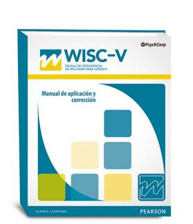 WISC-V, Escala de inteligencia de Wechsler para niños-V