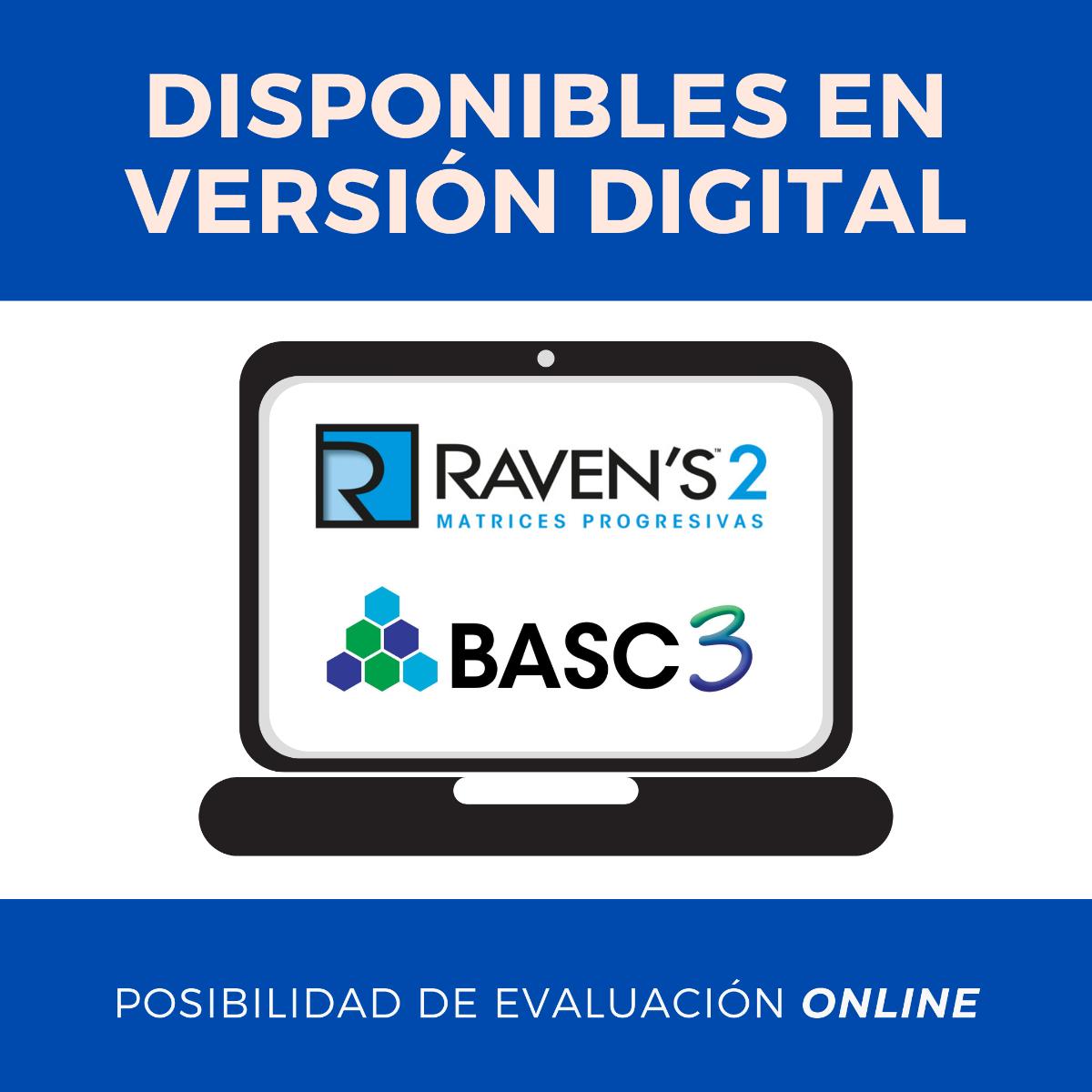 Raven_s_2_y_BASC3_evaluaci_n_online