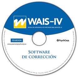 Software Corrección WAIS-IV